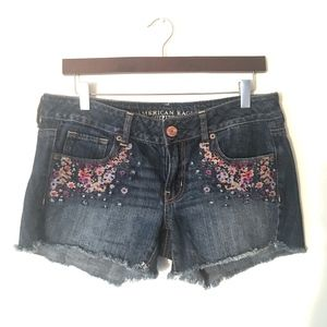 American Eagle Outfitters Denim Shorts Size 8
